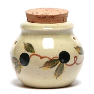 Tuscan Olive Garlic Keeper