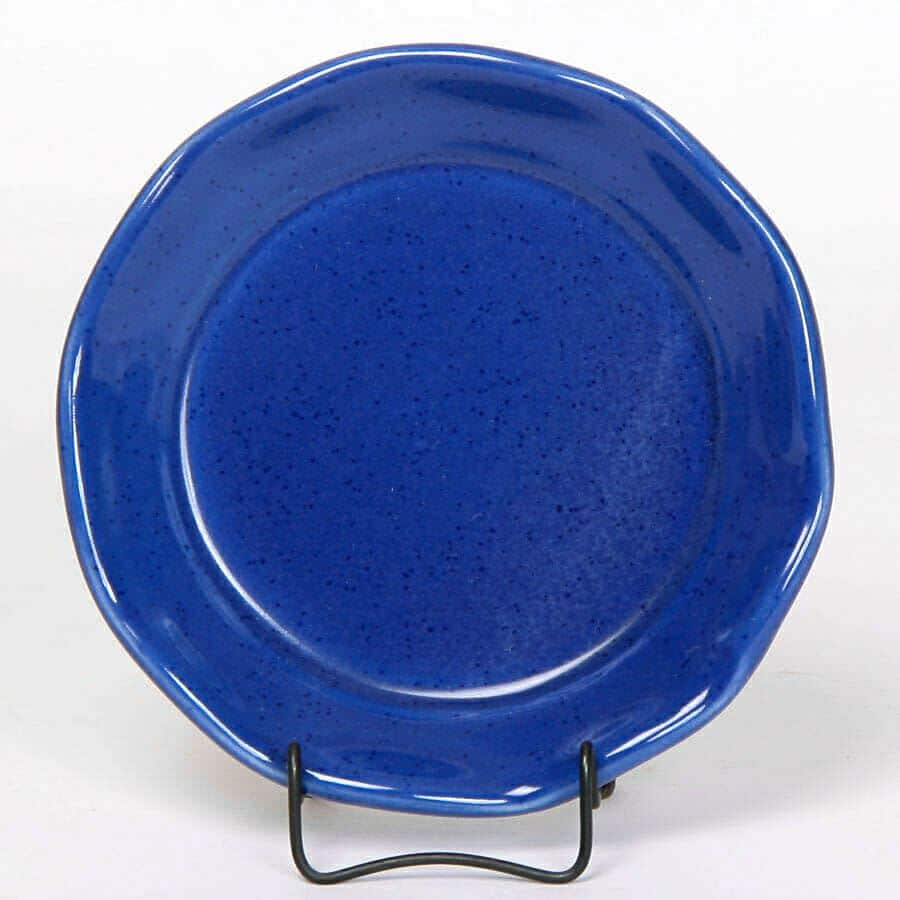 American Blue Oil Dipping Dish/Coaster