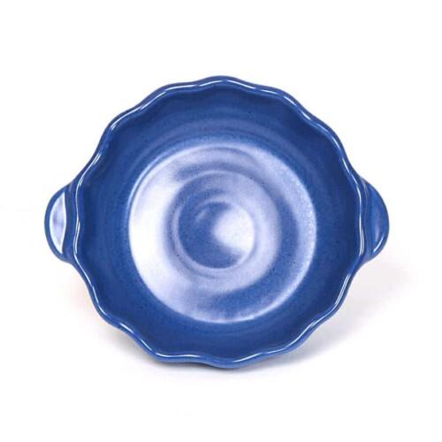 American Blue Small Casserole Dish