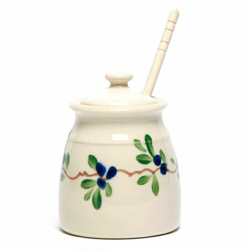 Blueberry Honey Pot