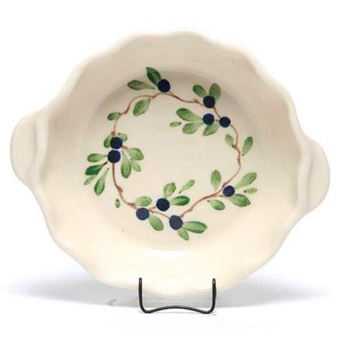 Blueberry Small Casserole Dish