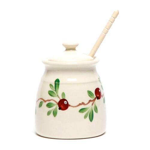 Cranberry Honey Pot