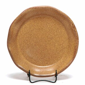 Go Green Earthware Oil Dipping Dish/Coaster