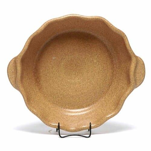 Go Green Earthware Small Casserole Dish