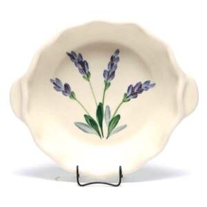 Lavender Small Casserole Dish