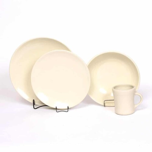 Pearl Craftline Dinner Plate Set for One