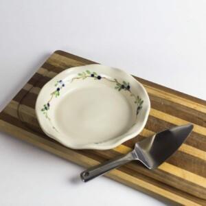 Frilly Pie Plates