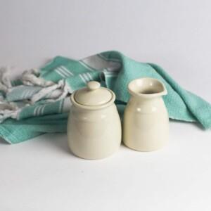 Cream Pitchers & Sugar Jars