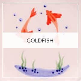 Goldfish Pottery Collection