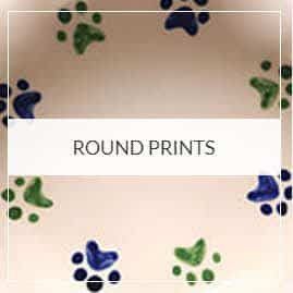 Round Prints Pottery Collection