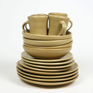 Craftline Dinnerware Sets for Four