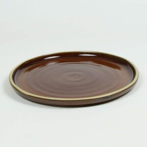 Copper Clay BROOKLINE Dinner Plate