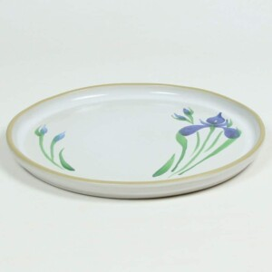 Ivory BROOKLINE Dinner Plate Copy