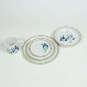 Ivory BROOKLINE Dinner Set for One (Copy)