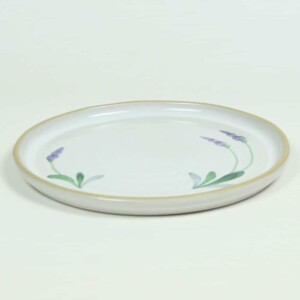 Field of Iris BROOKLINE Dinner Plate (Copy)