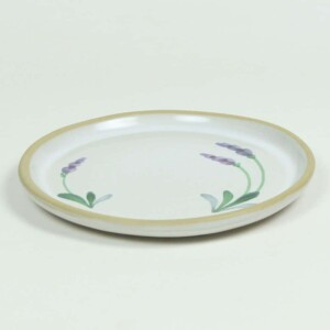 Field of Iris BROOKLINE Salad Plate (Copy)