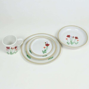 Lavender BROOKLINE Dinner Set for One (Copy)