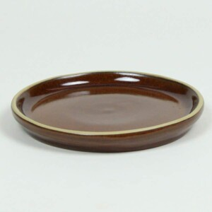 Copper Clay BROOKLINE Cake Plate