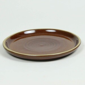Copper Clay BROOKLINE Salad Plate