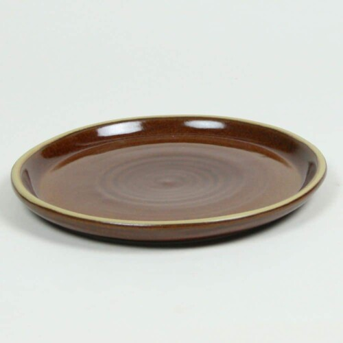 Copper Clay BROOKLINE Salad Plate
