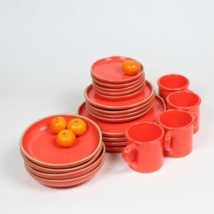 BROOKLINE Dinnerware Sets for Four